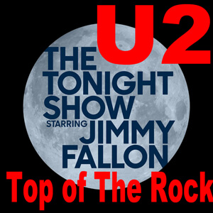 U2 -Top of The Rock