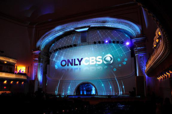 Photo 20 in '2012 CBS Upfront' gallery showcasing lighting design by Mike Baldassari of Mike-O-Matic Industries LLC